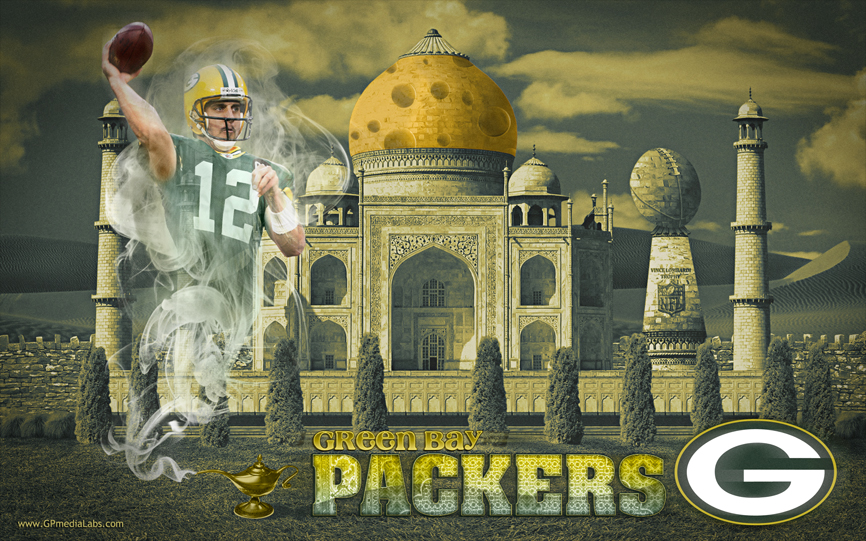 Green Bay Packers Wallpaper Aaron Rodgers - The Cheese Majal